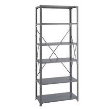 Industrial 6 Shelf Shelving Unit