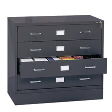 Media Storage Cabinet Base