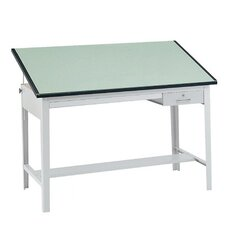Precision Drafting Rectangular Table Top, Wide