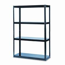 Boltless Steel 5 Shelf Shelving Unit
