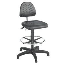 TaskMaster Height Adjustable Drafting Chair