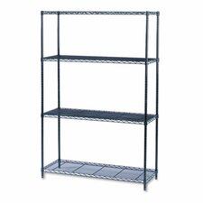"Industrial 72"" H 3 Shelf Shelving Unit Starter"