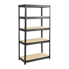 Boltless 5 Shelf Shelving Unit Starter
