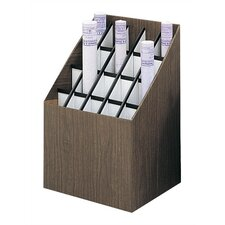 Corrugated Roll Files Filing Box