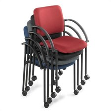Moto Stack Guest Chair (Set of 4)
