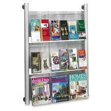 Luxe Magazine Rack