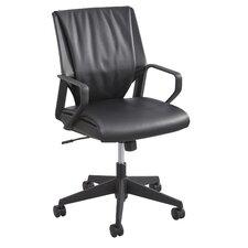 Priya Leather Conference Chair