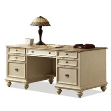 Coventry Two Tone Executive Desk