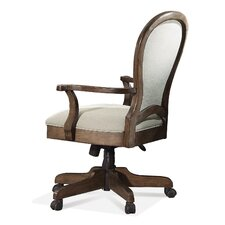 Belmeade Round Back Desk Chair with Arm