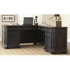 Allegro L Shaped Executive Desk