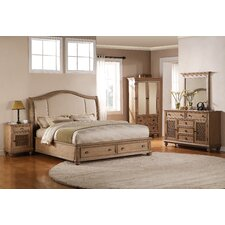 Coventry Sleigh Customizable Bedroom Set