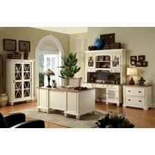 Coventry 6-Piece Standard Desk Office Suite