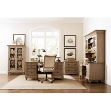 Coventry Standard 6-Piece Desk Office Suite