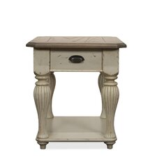 Coventry Two Tone End Table