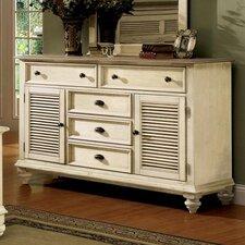 Diana 5 Dresser Combo Dresser