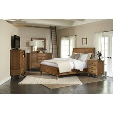 Summerhill Panel Customizable Bedroom Set