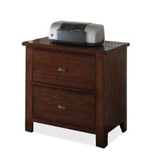 Castlewood 2-Drawer Lateral File