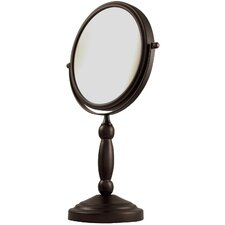Two Sided 1x/10x Magnification Swivel Mirror