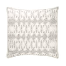 Loire Ink Quilted Euro Sham (Set of 2)