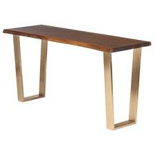 Zion Oak Console Table