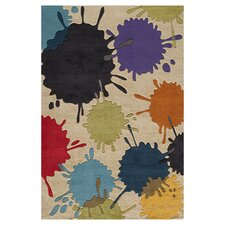 Splodge Kids Area Rug
