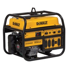 4,500 Watt Professional Gasoline Generator with Honda Engine