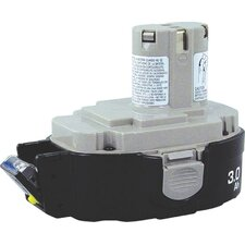 Ni-Cad Battery, 18-Volt