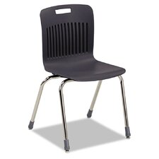 Analogy Extra-Large Ergonomic Stacking Chair (Set of 4)