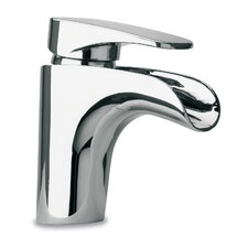 Novello Single Handle Deck Mount Waterfall Lavatory Faucet