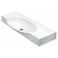 Swing 85 Above Counter or Wall Mount Bathroom Sink