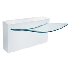 Cristal Wall Mount Bathroom Sink