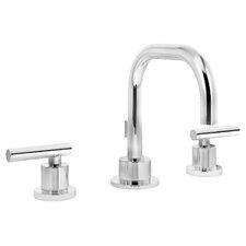 Dia Double Handle Triple Mount Widespread Faucet
