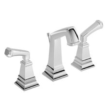 Oxford Double Handle Deck Mounted Widespread Bathroom Faucet