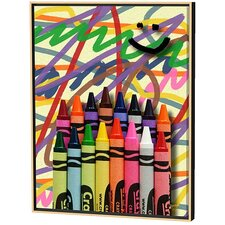 Crayons Limited Edition - Scott J. Menaul Framed Art