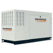 36 Kw Liquid-Cooled Single Phase 120/240 V Standby Generator in Alumimum