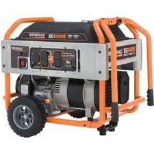 Portable 10,000 Watt Gasoline Generator with Wheel Kit
