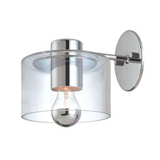 Transparence 1 Light Wall Sconce