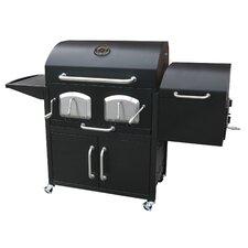 Bravo Premium Charcoal Grill and Smoker