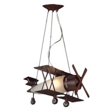 Novelty 1 Light Foyer Pendant