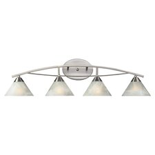 Elysburg 4 Light Bathroom Vanity Light