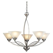 Elysburg 5 Light Chandelier