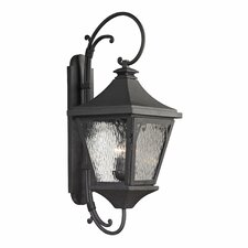 Forged Manor 3 Light Sconce