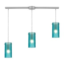Synthesis 3 Light Kitchen Island Pendant