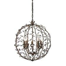 Sagemore 5 Light Globe Pendant