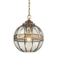 Randolph 1 Light Globe Pendant