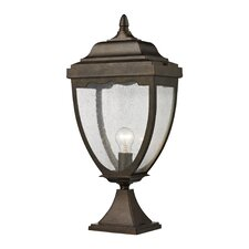 "Freeport 1 Light 11"" Outdoor Post Lantern"