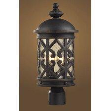Tuscany Coast 2 Light Outdoor Post Lantern