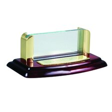 Deluxe Business Card Holder