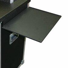 RotoLift Hanging Equipment Shelf in Black