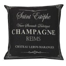 Urban Loft Champagne Filled Cushion Throw Pillow